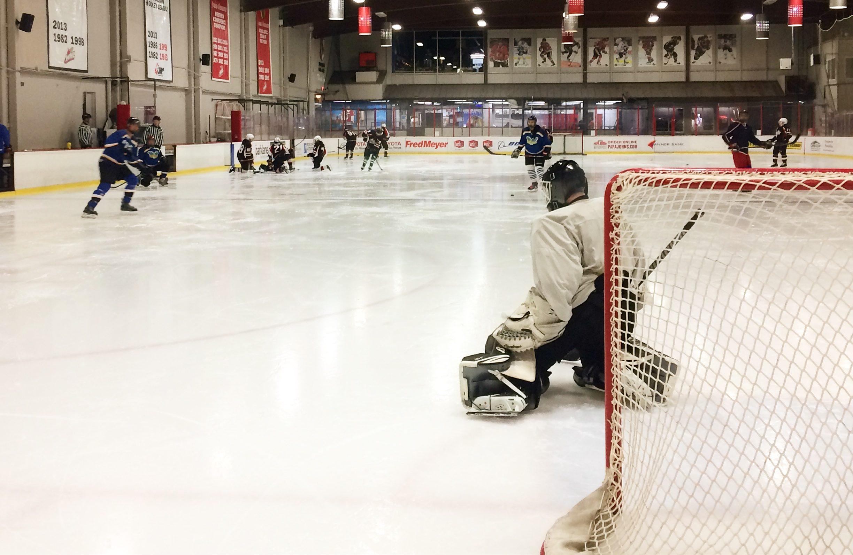 Hockey Winterhawks Skating Center